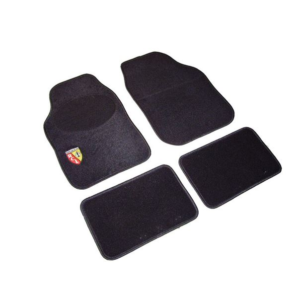 4 tapis voiture universels rcl