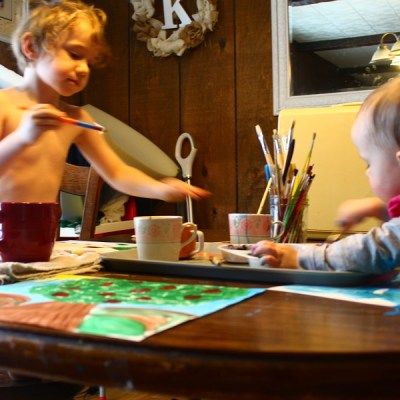 Art Thru the Bible…and any other homeschool subject!