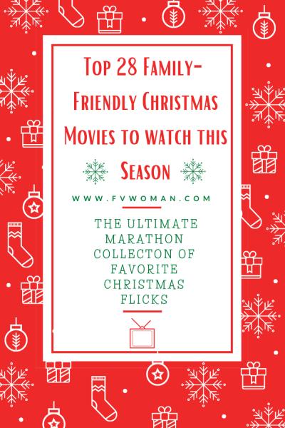 Top 25 family friendly christmas moviesmovies