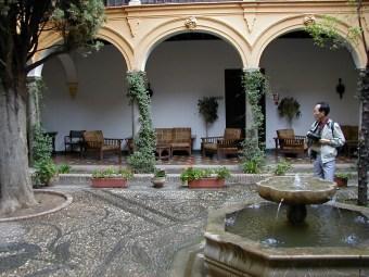 グラナダ アルハンブラ宮殿