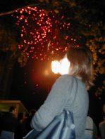 バレンシア 火祭