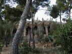 バルセロナ ガウディ グエル公園