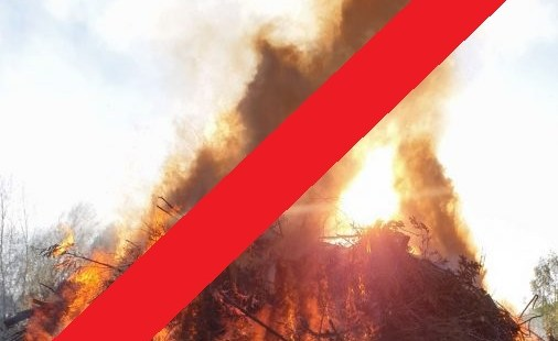 Auch in diesem Jahr: Kein Osterfeuer in Bienrode