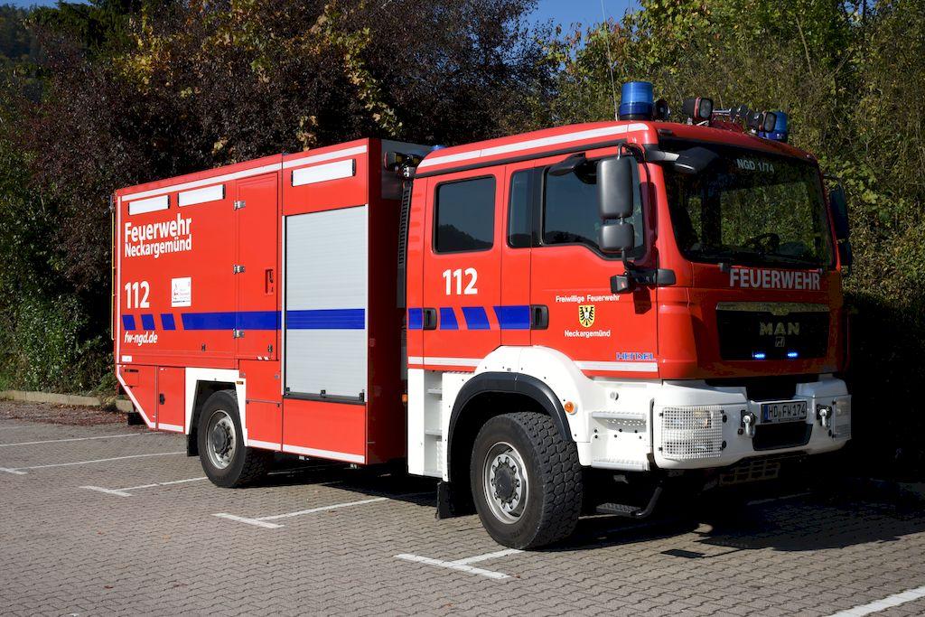Gerätewagen-Logistik 2 - GW-L 2