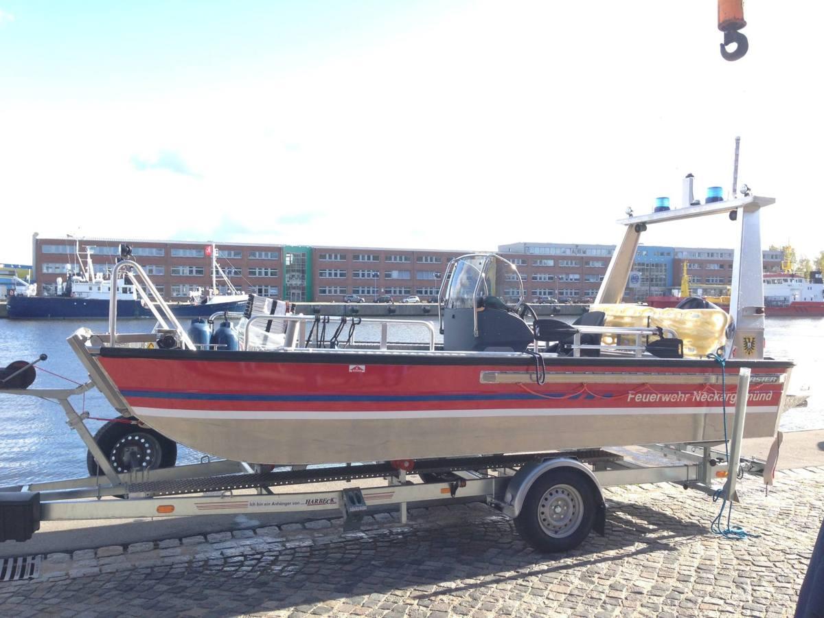 Mehrzweckboot - MZB