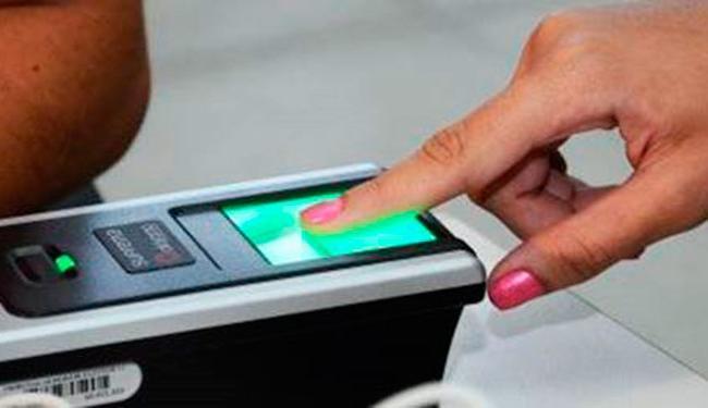 Resultado de imagem para recadastramento biometrico do titulo de eleitor