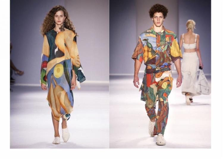 a4fdc06e1 E assim, de fato, tem sido ao longo desses quase 30 anos da marca. A Osklen  é uma dessas grifes que revelam a potência da moda em expressar modos de ser  e ...
