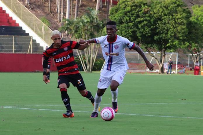Leão tenta a defesa do tri diante do Bahia de Feira no domingo, 18 - Foto: Maurícia da Matta   EC Vitória