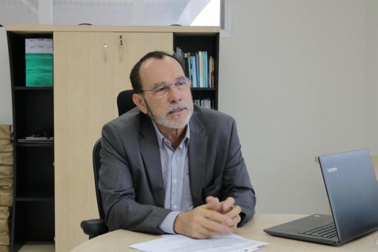 Luiz Antonio, secretário municipal da Fazenda: