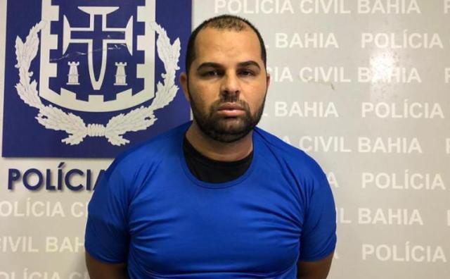 Suspeito de envolvimento em triplo homicídio em Camaçari é preso 1