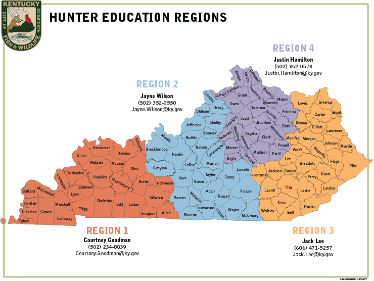 medium resolution of if you are currently a volunteer hunter education instructor and would like to attend the banquet on april 27 2019 in blue lick battlefield state park in