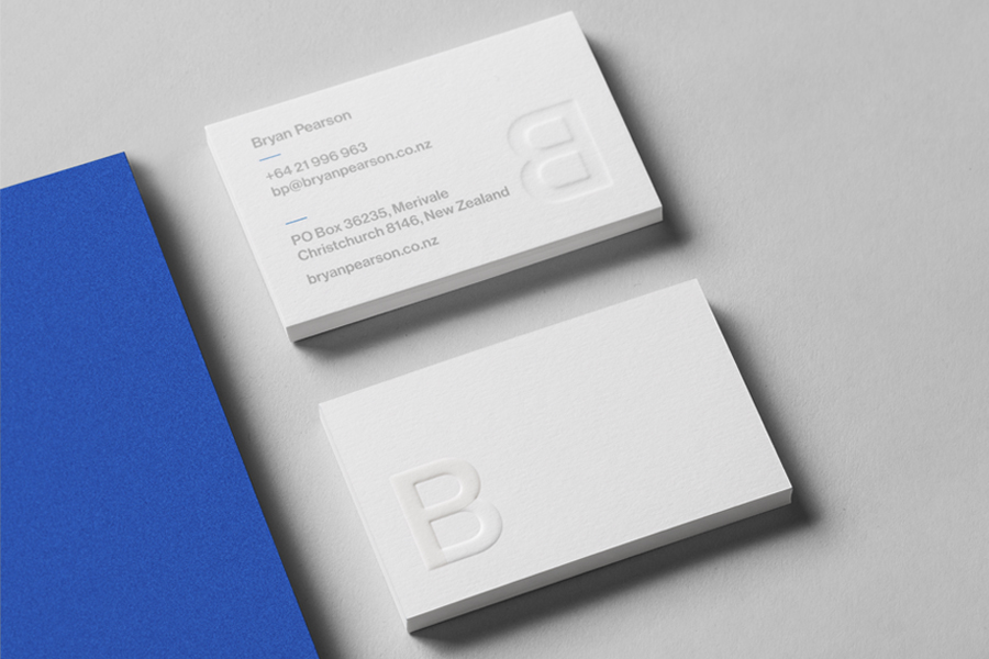 The Best Business Cards Design Collection by Featured studios
