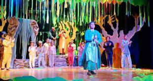حكيم الغابة يتألق علي قصر ثقافة شرم الشيخ