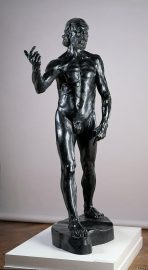 John the Baptist, Auguste Rodin