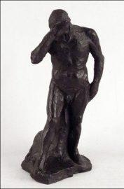John Storrs, Male Nude