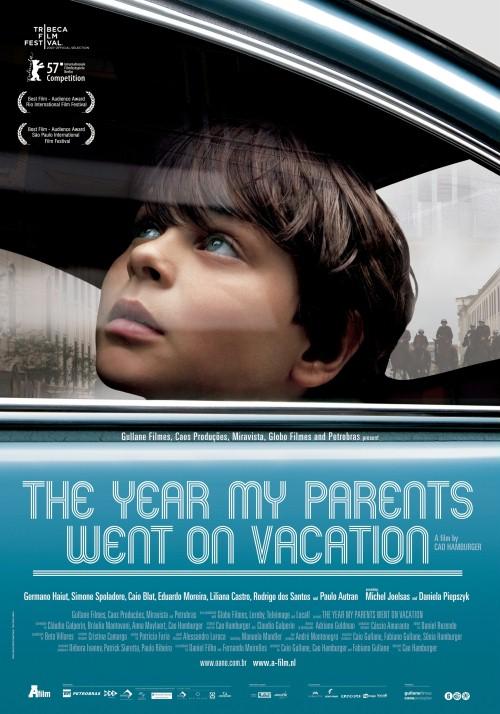 Rok, W Którym Moi Rodzice Wyjechali Na Wakacje online film