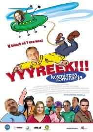 Yyyreek!!! Kosmiczna nominacja cały film napisy pl