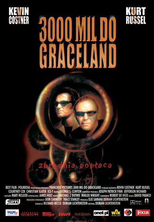 3000 mil do Graceland cda napisy pl