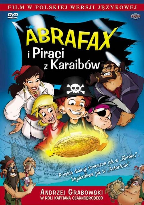 Abrafax i piraci z Karaibów cda napisy pl