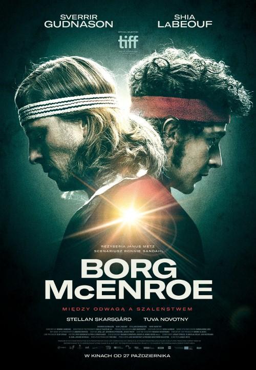Borg/McEnroe. Między odwagą a szaleństwem cda napisy pl
