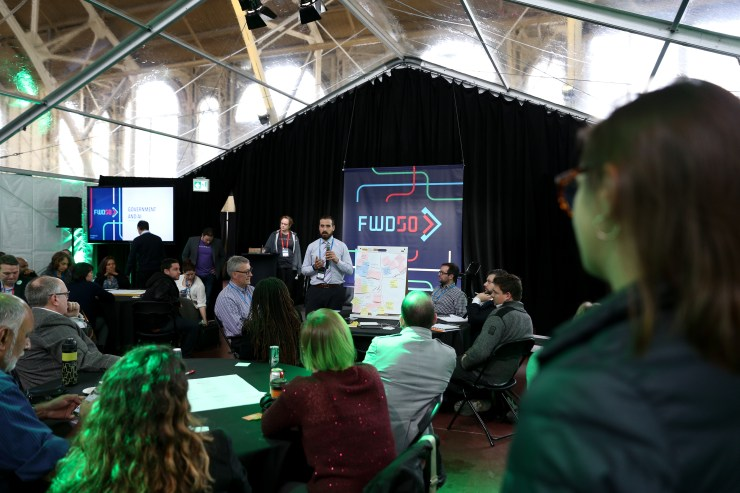 FWD50 workshop series