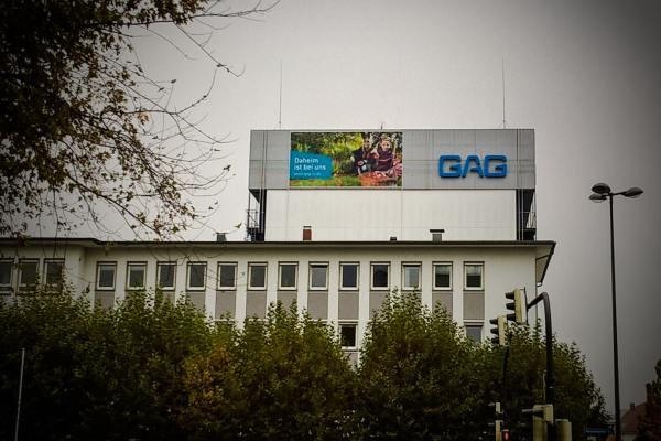 GAG Ludwigshafen Zentrale