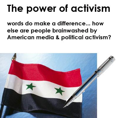 Syrian Activism