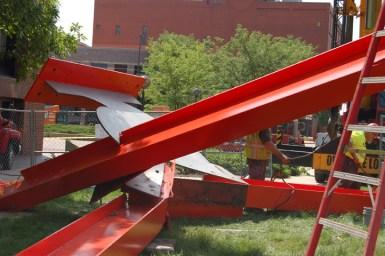 Helmholtz is dismantled