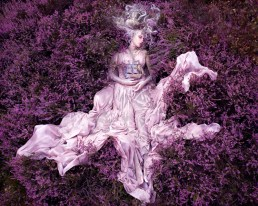 Kirsty Mitchell, English, Gammelyn's Daughter. Archival pigment print, 2012 Courtesy of the Paine Art Center and Gardens in partnership with the artist