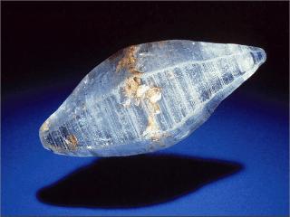 A Remarkable Corundum (Sapphire) Crystal