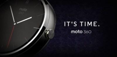 Moto 360: It's Time.