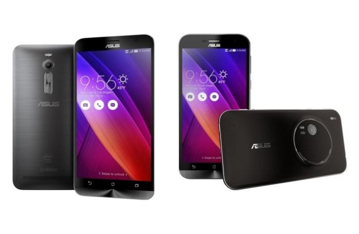 Asus Zenfone 2 press