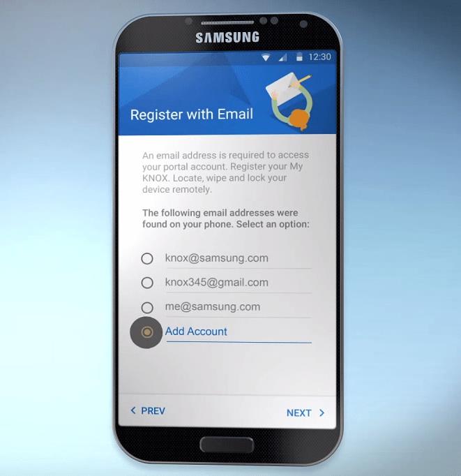Galaxy S6 Andorid