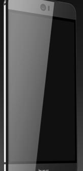 HTC One M9 render