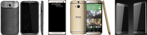 HTC One M9 lineup