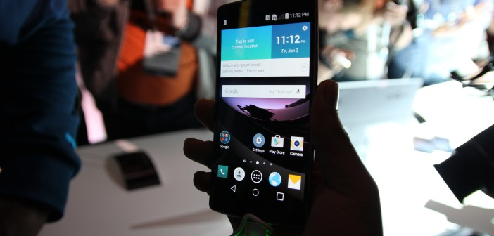 G Flex 2 hands-on