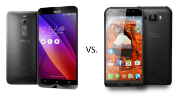 Zenfone 2 vs Saygus V2