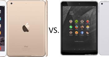 iPad Mini 3 vs Nokia N1