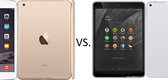 iPad Mini 3 vs Nokia N1
