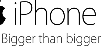 iPhone 6s logo