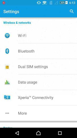 Sony Xperia Z4 Dual leak 1