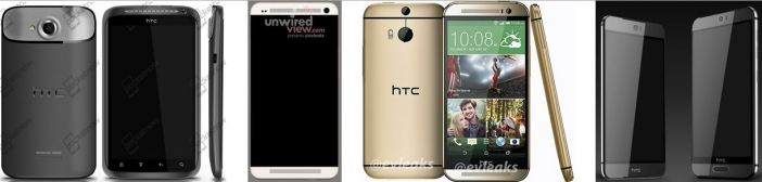 HTC One Lineup