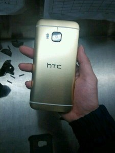 HTC One M9 Gold 3