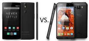 Saygus V2 vs. OnePlus One
