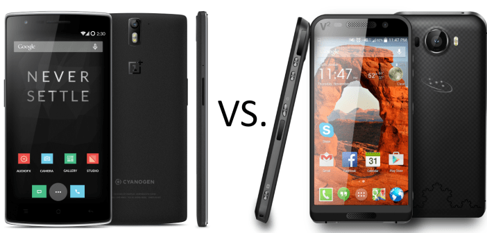 Saygus V2 vs. OnePlus One