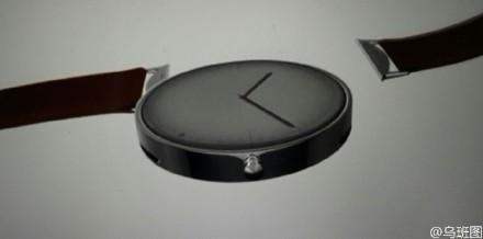 Moto 360 leaked successor
