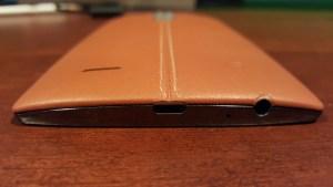 LG G4 backing