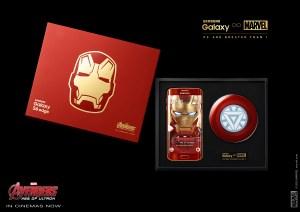 Galaxy S6 edge Iron Man Limited Edition