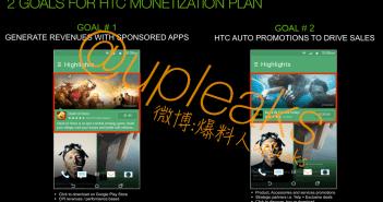 HTC monetize Blinkfeed