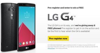 LG G4 Sprint